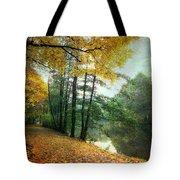 Peaceful Path Tote Bag