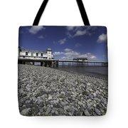 Penarth Pier 2 Tote Bag