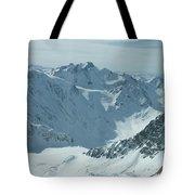 Pitztal Glacier Tote Bag