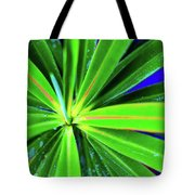 Plants And Flowers In Hawaii 547 C Tote Bag
