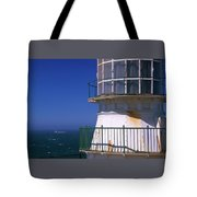 Point Reyes Lighthouse Tote Bag