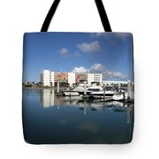Port Canaveral Florida Usa Tote Bag