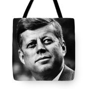 President Kennedy Tote Bag