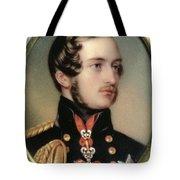 Prince Albert Henry Pierce Bone Tote Bag