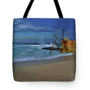 3- Pump House Tote Bag