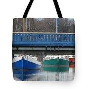 3 Reflections Tote Bag
