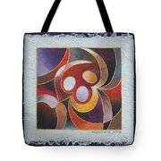 Reki II - Dance For Joy Tote Bag