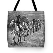 Remington: 10th Cavalry Tote Bag