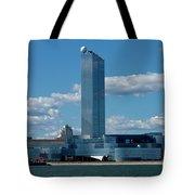 Revel Casino In Atlantic City, New Jersey Tote Bag