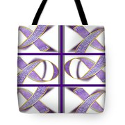 ribbon of Change Tote Bag