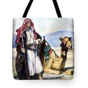 Richard Francis Burton Tote Bag
