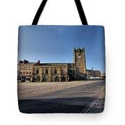 Richmond, North Yorkshire Tote Bag