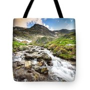 Rila Mountain Tote Bag