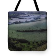 Roundway Hill - England Tote Bag