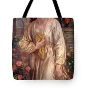 Salutation Of Beatrice Tote Bag
