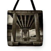 San Marco Bridge Tote Bag