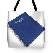 Scientific Notebook Company Tote Bag