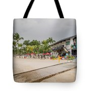 Siloso Beach Tote Bag