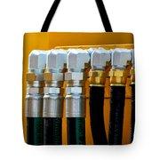 3 Silver 3 Gold Tote Bag