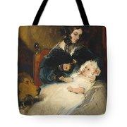 Sir Edwin Henry Landseer Tote Bag