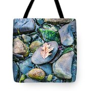 Small Rocks On The Beach Tote Bag