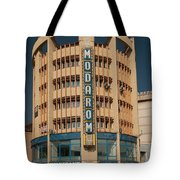Socialistic Architecture Tote Bag