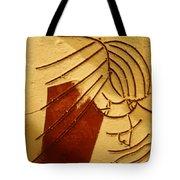 Solemn - Tile Tote Bag