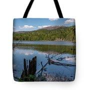 South Skookum Lake Tote Bag