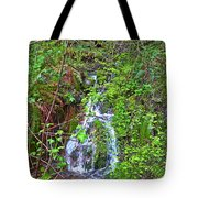 Spring In The Gorge Tote Bag