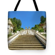 Staircase Of Bom Jesus Do Monte Tote Bag