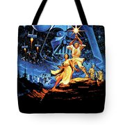 Star Wars Episode Iv - A New Hope 1977 Tote Bag