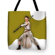 star Wars Rey Collection Tote Bag