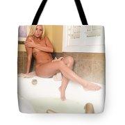 Steam Bath Tote Bag