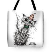 Stinker The Cat Tote Bag