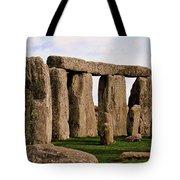 Stonehenge England United Kingdom Uk Tote Bag