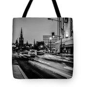 Streets Of Washington Dc Usa Tote Bag