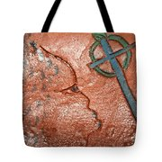 Strength - Tile Tote Bag