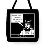 Sun Tzu Tote Bag