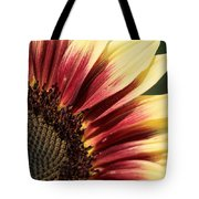 Sunflower Named Ruby Eclipse Tote Bag