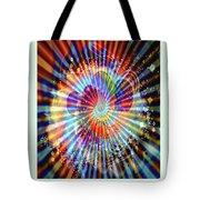 Supernova Of Love Tote Bag