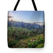 Tegalalang - Bali Tote Bag