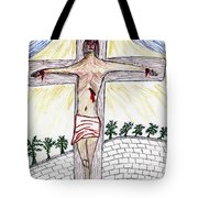Thank  God  For  Good  Friday Tote Bag