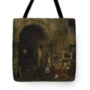 The Antiquary Shop Tote Bag