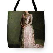 The Concert Singer Tote Bag