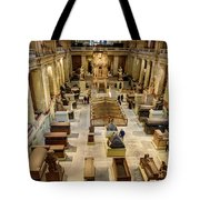 The Egyptian Museum Of Antiquities - Cairo Egypt Tote Bag