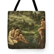 The Garden Of Pan Tote Bag