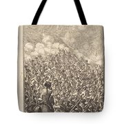 The History Of The United States Tote Bag