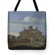 The Huis Ten Bosch At The Hague Tote Bag