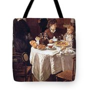 The Luncheon Tote Bag