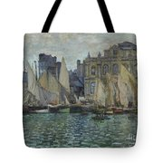 The Museum At Le Havre Tote Bag
